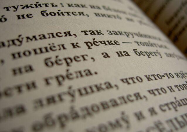 Ruský jazyk