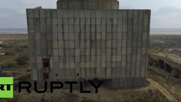 Jaderná elektrárna se pomalu hroutí - Sputnik Česká republika