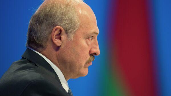 Běloruský prezident Alexander Lukašenko - Sputnik Česká republika