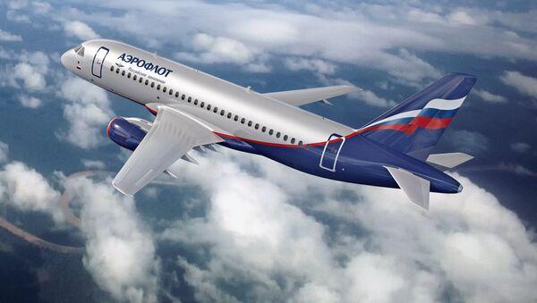 Aeroflot - Sputnik Česká republika
