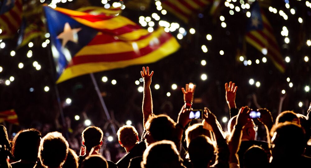 Katalánie