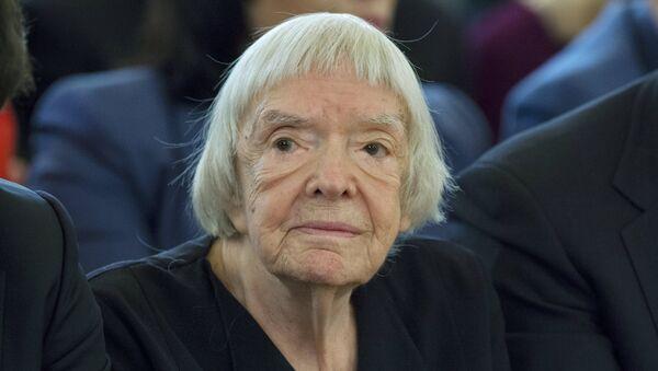 Ludmila Alexejevová - Sputnik Česká republika