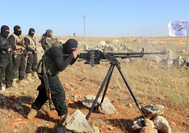 Syrští rebelové