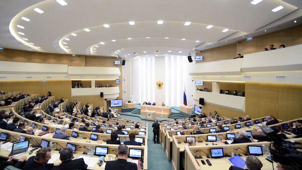 Federální shromáždění - Sputnik Česká republika