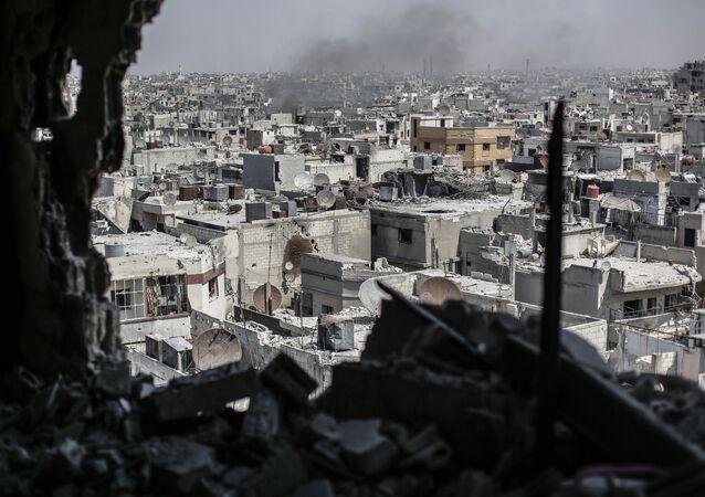 Situace v Sýrii
