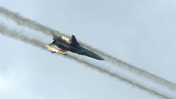 Stíhačka Su-24 - Sputnik Česká republika