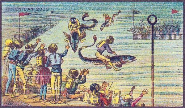 Naši předkové hodně očekávali od mořských tvorů - Sputnik Česká republika