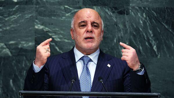 Irácký premiér Hajdar Abádí - Sputnik Česká republika