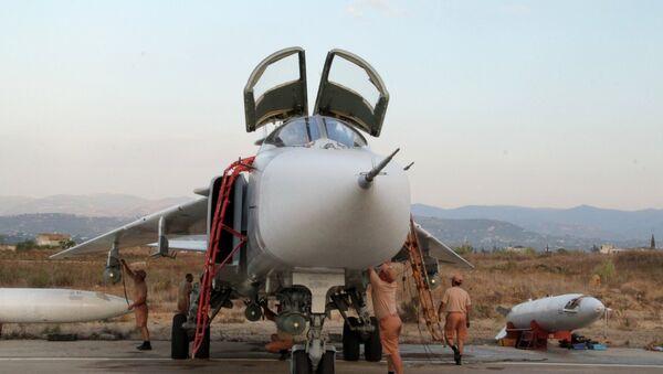 Lázikíja: ruské letectvo - Sputnik Česká republika