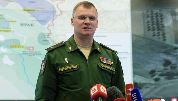 Generál-major Igor Konašenkov - Sputnik Česká republika
