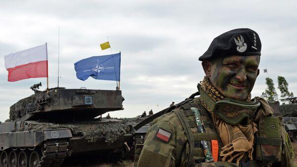 Vojenská cvičení v Polsku - Sputnik Česká republika