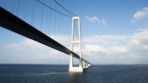 Most přes Öresund - Sputnik Česká republika