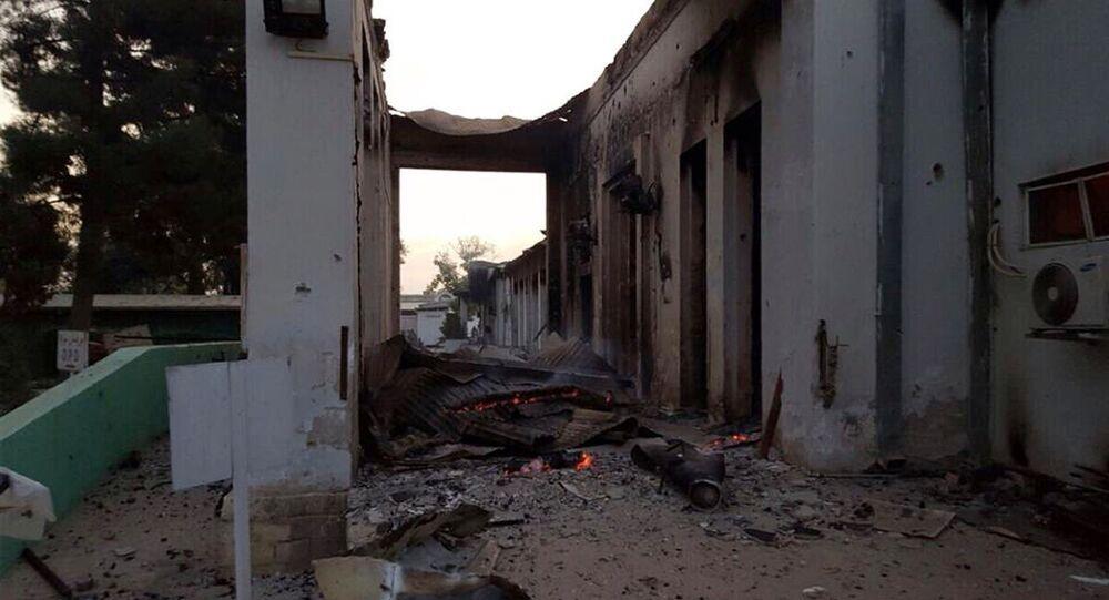 Lékaři bez hranic opouštějí Kunduz po leteckém náletu