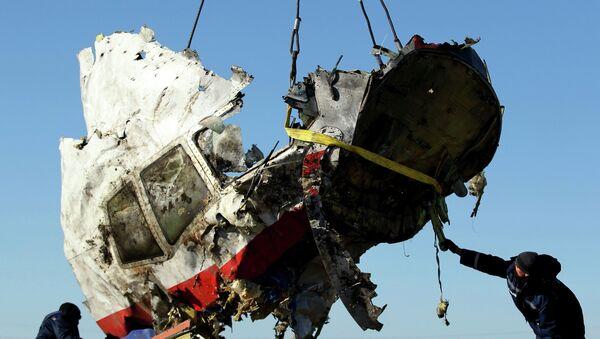 Vyšetřování kauzy MH17 - Sputnik Česká republika