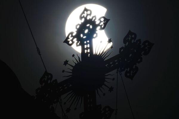Zatmění Slunce - Sputnik Česká republika