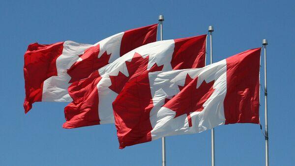 Vlajky Kanady - Sputnik Česká republika