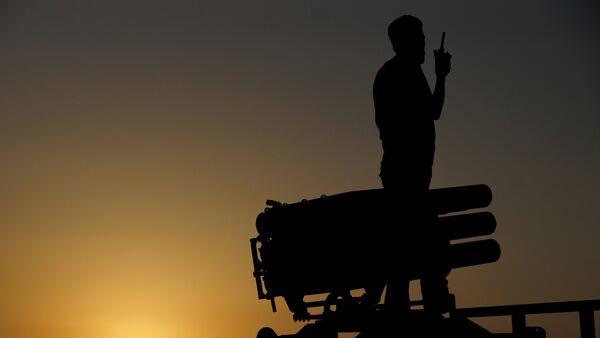 Voják Svobodné syrské armády - Sputnik Česká republika