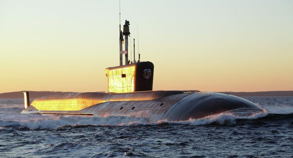 Ponorka Vladimir Monomach