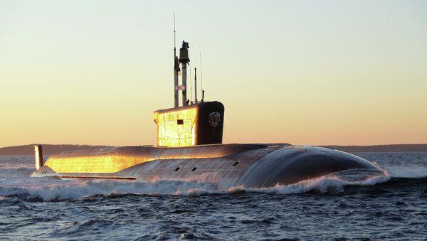 Ponorka Vladimir Monomach - Sputnik Česká republika
