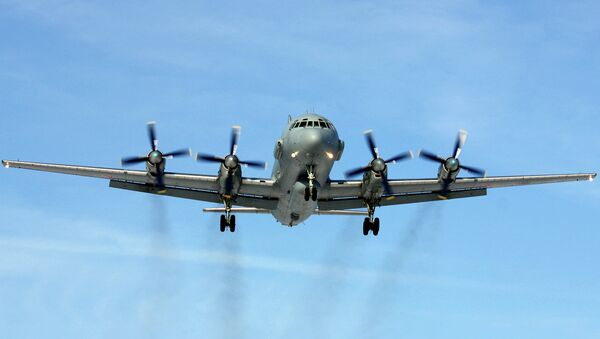 Il-20 - Sputnik Česká republika