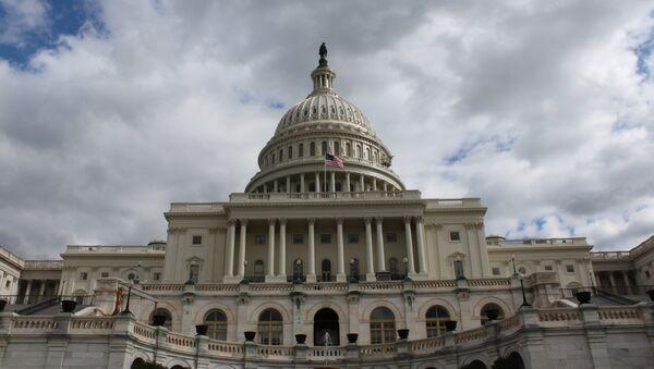 Senát USA - Sputnik Česká republika