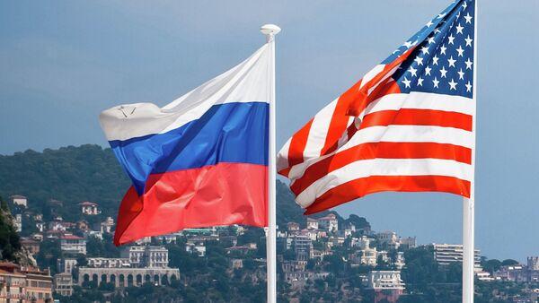 Rusko a USA - Sputnik Česká republika