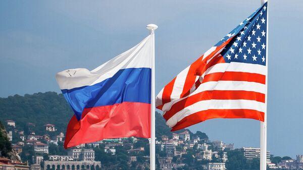 Russland und USA - Sputnik Česká republika