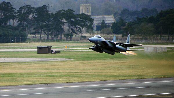 F-15C Eagle - Sputnik Česká republika