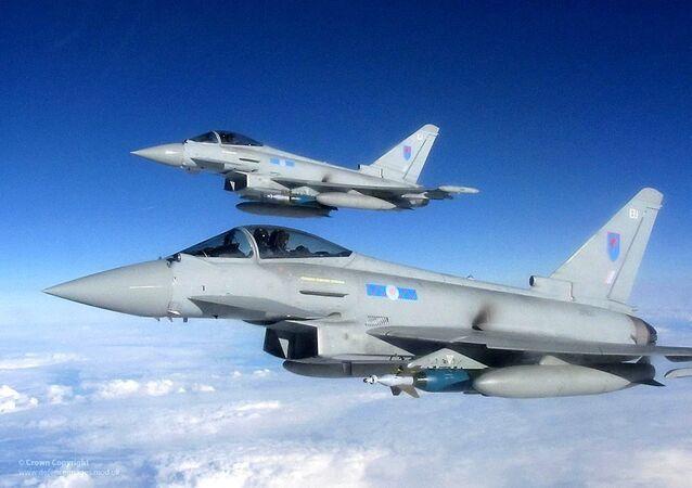 Letectvo Velké Britanie