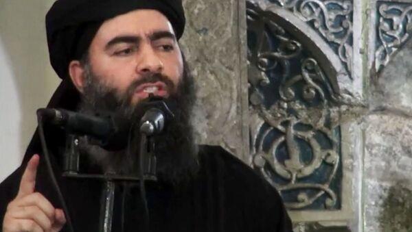 Abú Bakr al-Bagdádí - Sputnik Česká republika