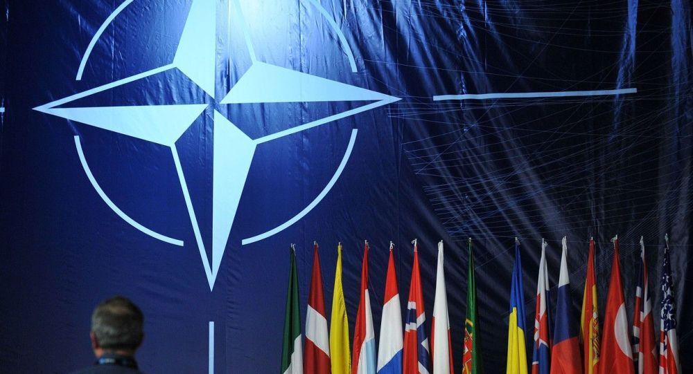 Logotyp NATO