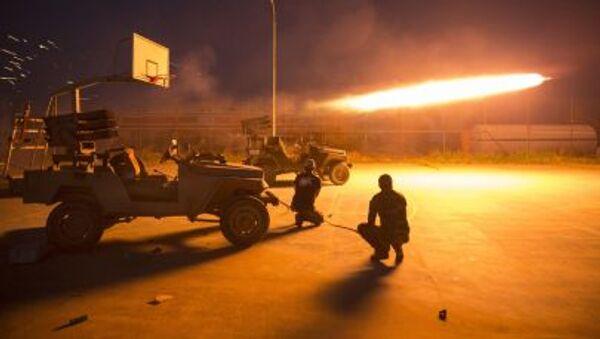 Iráčtí šiítští bojovníci - Sputnik Česká republika