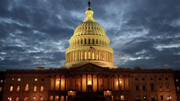 Kongres Spojených států amerických - Sputnik Česká republika