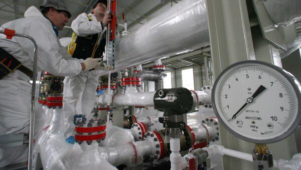 Ropný průmysl - Sputnik Česká republika