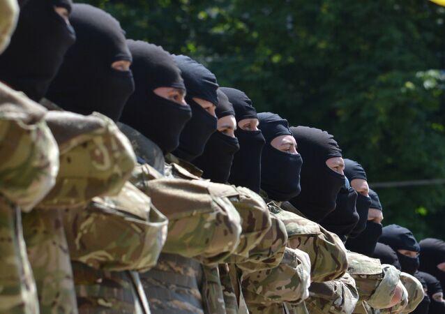 Ozbrojenci