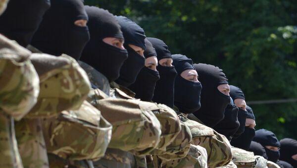 Ozbrojenci - Sputnik Česká republika