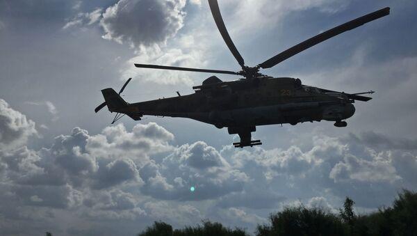 Vrtulník Mi-24 - Sputnik Česká republika