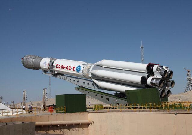 Nosná raketa Proton-M