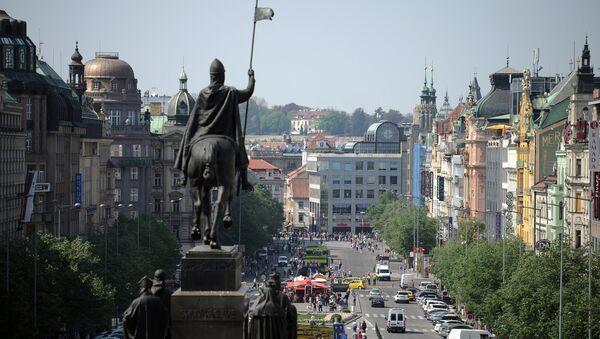 Václavské náměstí - Sputnik Česká republika