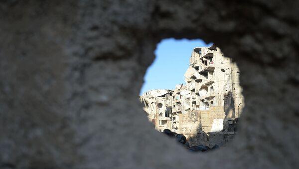 Situace v Sýrii, Damašek - Sputnik Česká republika
