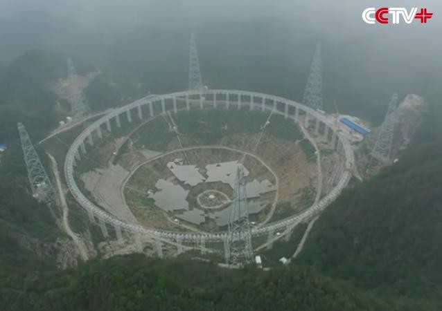 Toto video vysvětluje, proč Čína objeví mimozemšťany jako první