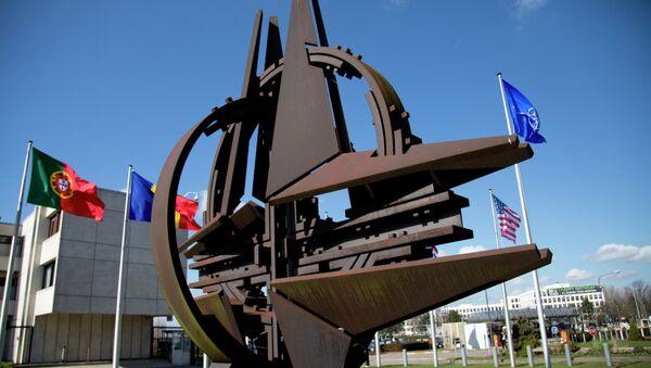 Symbol NATO - Sputnik Česká republika