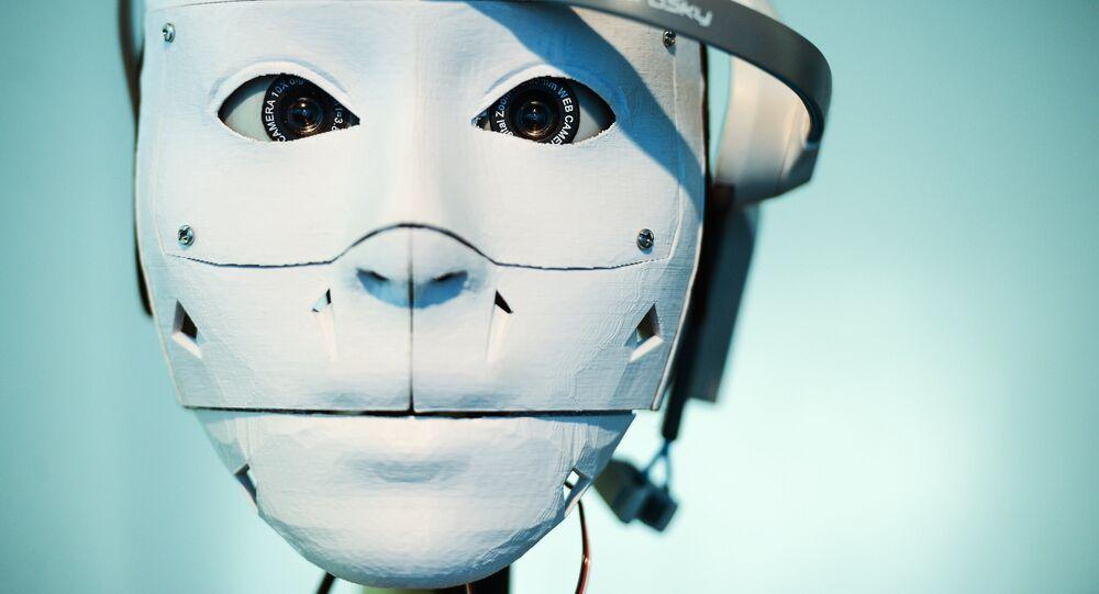 Robot RusCyborg