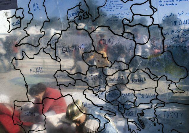 Migrační krize v Evropě