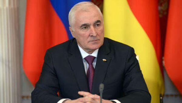 Prezident Jižní Osetie Leonid Tibilov - Sputnik Česká republika