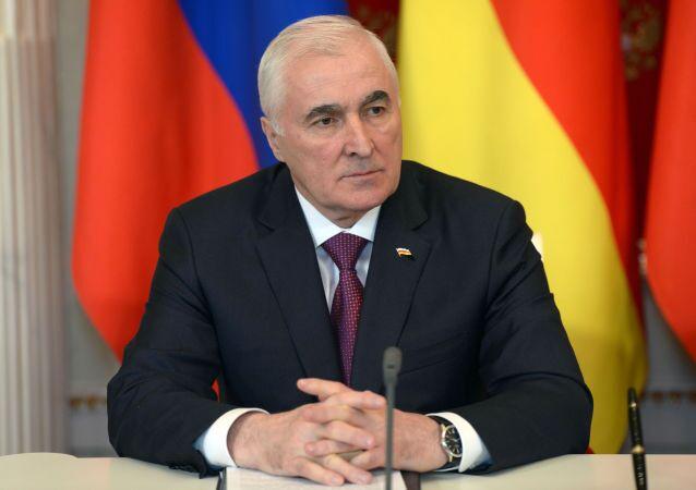 Prezident Jižní Osetie Leonid Tibilov