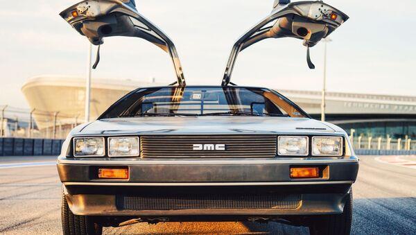 Návrat do budoucnosti. Legendární stroj času DeLorean DMC-12 - Sputnik Česká republika
