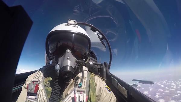 Den ze života ruského letce v Sýrii - Sputnik Česká republika