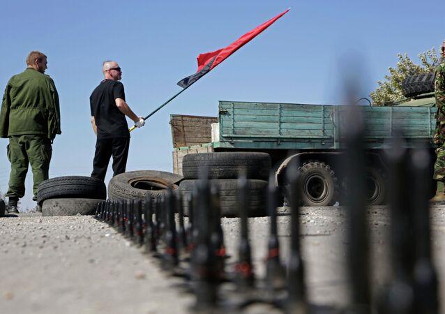 Blokáda Krymu