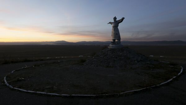 Tuva: Zázračná zem na jižní Sibiři - Sputnik Česká republika